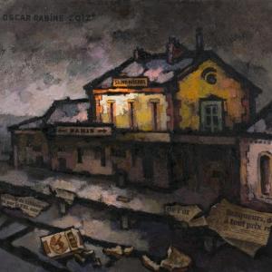 Памяти Оскара Рабина (1928 – 2018)