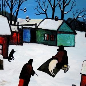 «Жизнь как метафора». Выставка произведений Татьяны Назаренко, Игоря и Алексея Новиковых в Санкт-Петербурге