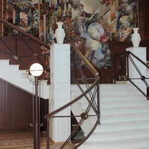 Н.В. Мурадова. Гобелен «Время» Библиотека Верховного Суда РФ. Москва 2006