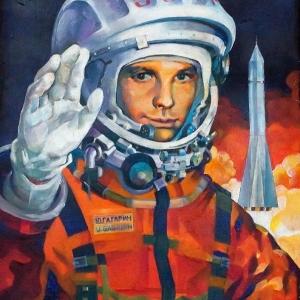 «Край ты мой любимый».  Выставка произведений Валерия Ржевского в Ярославле.