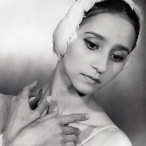Портрет Наталии Бессмертновой. 1968