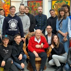 Президент Российской академии художеств Зураб Церетели стал автором кубка для инди-разработчиков игр