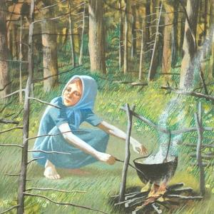 «На родине писателя Василия Белова». Выставка произведений Юрия Воронова в Вологде