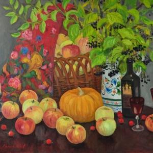 «Гороховец - ожившая легенда». Выставка произведений В.С. Бубелы-Масловой