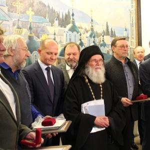 Выставка «Русский Афон», посвященная 1000-летию Русского монашества на Святой Горе