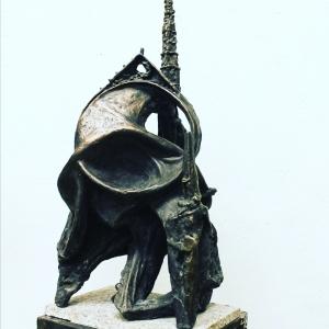 21.04.2021- 23.05.2021. Выставка «Творческая мастерская скульптуры: опыт и поиск» в МВК РАХ