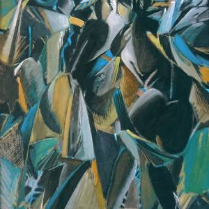 Выставка произведений мастеров графики РАХ в Чебоксарах
