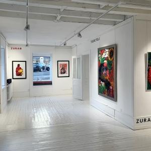 «Monumental». Выставка произведений Зураба Церетели в Женеве