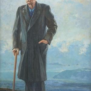Выставка «П.Д. Корин. К 125-летию со дня рождения» в ГТГ