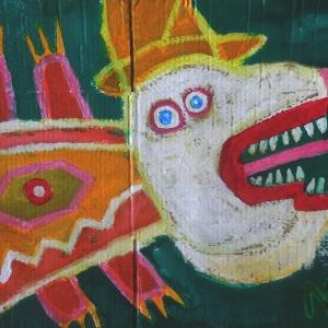 «Таблички. 66. Tablichki» Выставка произведений Николая Терещенко  в Российской академии художеств