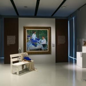 Выставка «Жены» в Музее русского импрессионизма.