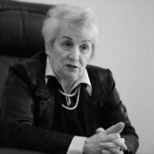 Памяти почетного члена РАХ Насифет Зачериевны Кушу (1943-2021)