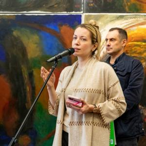«Краткое содержание». Выставка произведений Ольги Булгаковой в Российской академии художеств
