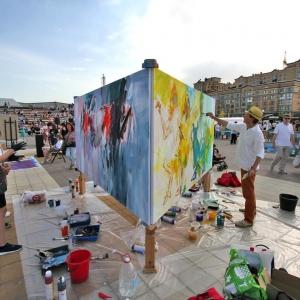 Члены РАХ стали участниками VI Международного форума творческих союзов «Белая акация» в Ставрополе