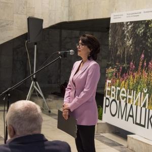 Выставка «Магия пленэра» Евгения Ромашко в Вятском художественном музее