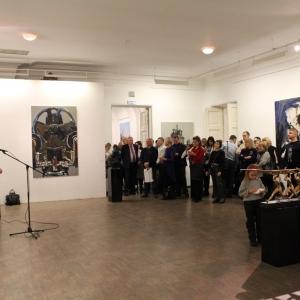 «Архетипы». Выставочный проект Вадима Кириллова и Эдуарда Аниконова в МВК РАХ