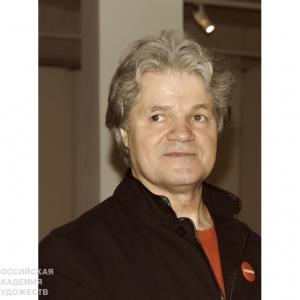 Почетный член Российской академии художеств Владимир Наседкин