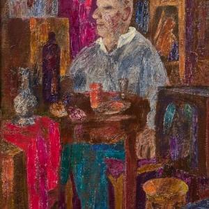 Выставка «Никоновы. Три художника» в Новой Третьяковке