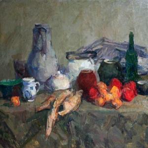 Выставочный и научно-просветительский проект, приуроченный ко дню памяти В.Г.Федорова (1924–1993)