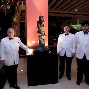 В рамках визита З.К.Церетели в Пуэрто-Рико состоялась презентация проекта комплекса «Парк Нового Света».