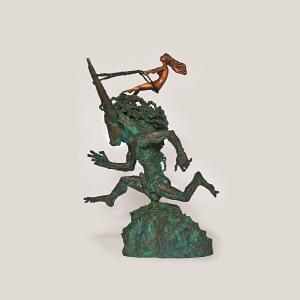 Выставка «Олимп и Сион. Античный и древнееврейский миф в скульптурах Григория Златогорова»