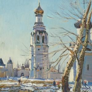 Выставка произведений Валерия Николаевича Страхова в Вологде