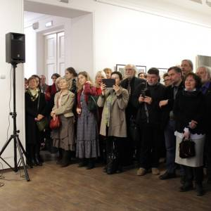 Выставка «80 лет художественному факультету ВГИК» в МВК РАХ