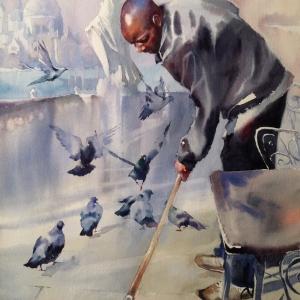 «Искусство превращений». Выставка произведений Андрея Есионова в Самаре.