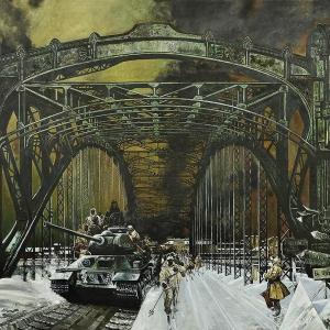Выставка произведений Андрея Николаевича Блиока.   Живопись и графика.