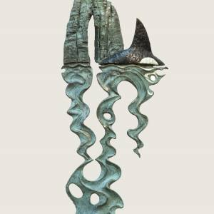 «Изящество природы». Выставка произведений О.Закоморного в Доме Книги в Камергерском переулке