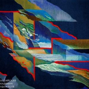 «Гобелен. От замысла к воплощению». Выставка произведений Сергея Гавина в Саранске.