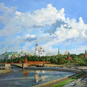 «Я помню чудное мгновение». Выставка произведений А.Н. Буртасенкова в Орле