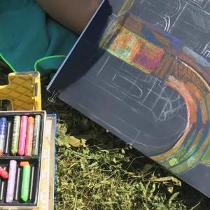 «Счастье рисовать Хвалынск». Итоги Третьего международного детско-юношеского пленэра имени П.А. Маскаева