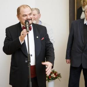 27.11.2019.-15.12.2019. Выставка произведений Петра Козорезенко в РАХ