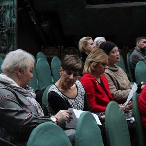 Конференция «Онкология. Диагностика и реабилитация» и фотовыставка в рамках проекта «Наши чувства» в МВК РАХ