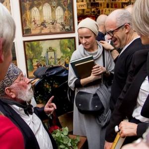 Юбилейная выставка «Татьяна и Сергей Бархины. 160 лет» в ГЦТМ им. А.А.Бахрушина