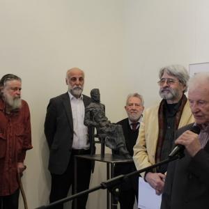Выставка произведений Льва Матюшина