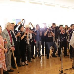 Выставочный проект к 70-летию установления дипломатических отношений между Китаем и Россией
