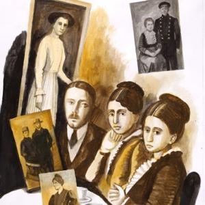 «Пространство памяти». Выставка произведений Татьяны Назаренко в Плёсе