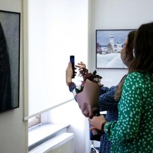 «Палитра памяти». Выставка произведений Анатолия Рыбкина в РАХ