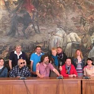 Международный академический пленэр в сербском городе Сомбор