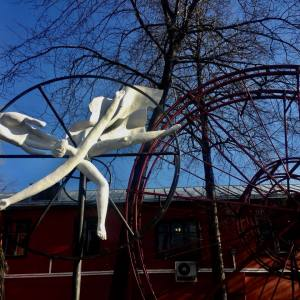 Выставка «Театр скульптур Александра Бурганова» в ГЦТМ им. А.А. Бахрушина