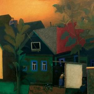Выставка произведений Никиты Медведева в Туле