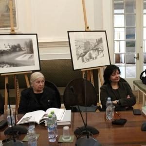 Круглый стол, посвященный памяти члена-корреспондента РАХ Василия Васильевича Дранишникова (1936-2019)