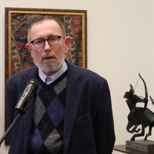 Выставка произведений Виктора Цигаля. К 100-летию со дня рождения художника.