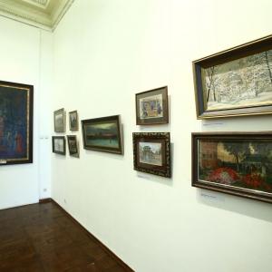 15 мая - 2 июня 2019 года. Российская академия художеств. «По Реке Времени». Выставка произведений Игоря Машкова.