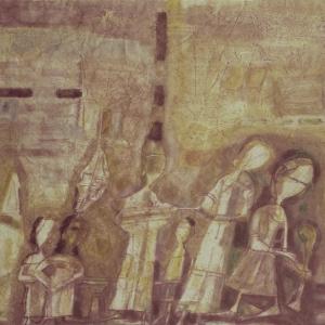 «Эпоха шестого солнца». Выставка произведений Алексея Талащука в Санкт-Петербурге