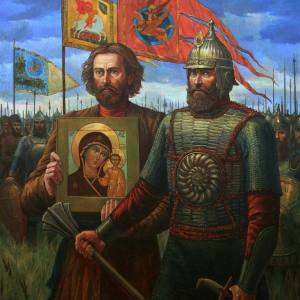 Выставка «Заповедная Русь» в МВК РАХ