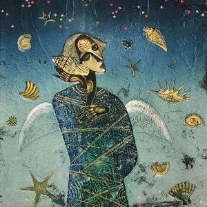 Выставка произведений Андрея Николаевича Машанова «Искусство полёта» в Тюмени, 2021