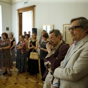 Николай Пономарев. Графика. Выставка к 100-летию со дня рождения художника.